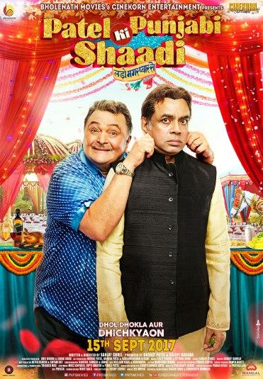 Patel Ki Punjabi Shaadi Poster