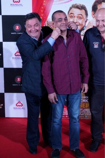 Rishi Kapoor and Paresh Rawal