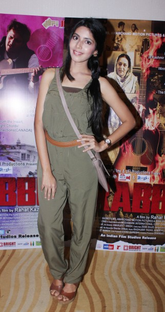 Umang Jain at the trailer launch of Rahat Kazmi's film Rabbi to release on 15th Sept 2017