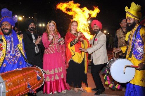 Punjabi Cultural Heritage Board Celebrates LOHRI DI RAAT in Mumbai -1