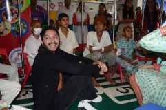 Shreyas Talpade Celebrate Valentine's Day at TATA Memorial Hospital 3