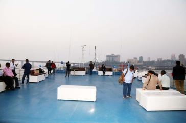 Upper Deck of MUMBAI MAIDEN-2