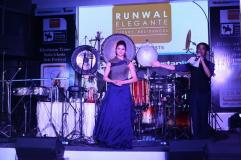 Urvashi Rautela at the Kala Ghoda Arts Festival Reloaded at Runwal Elegante-3