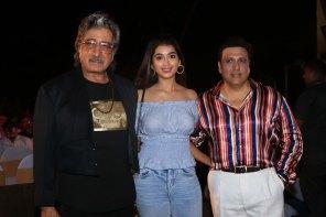 Shakti Kapoor, Digangana Suryanvanshi and Govinda