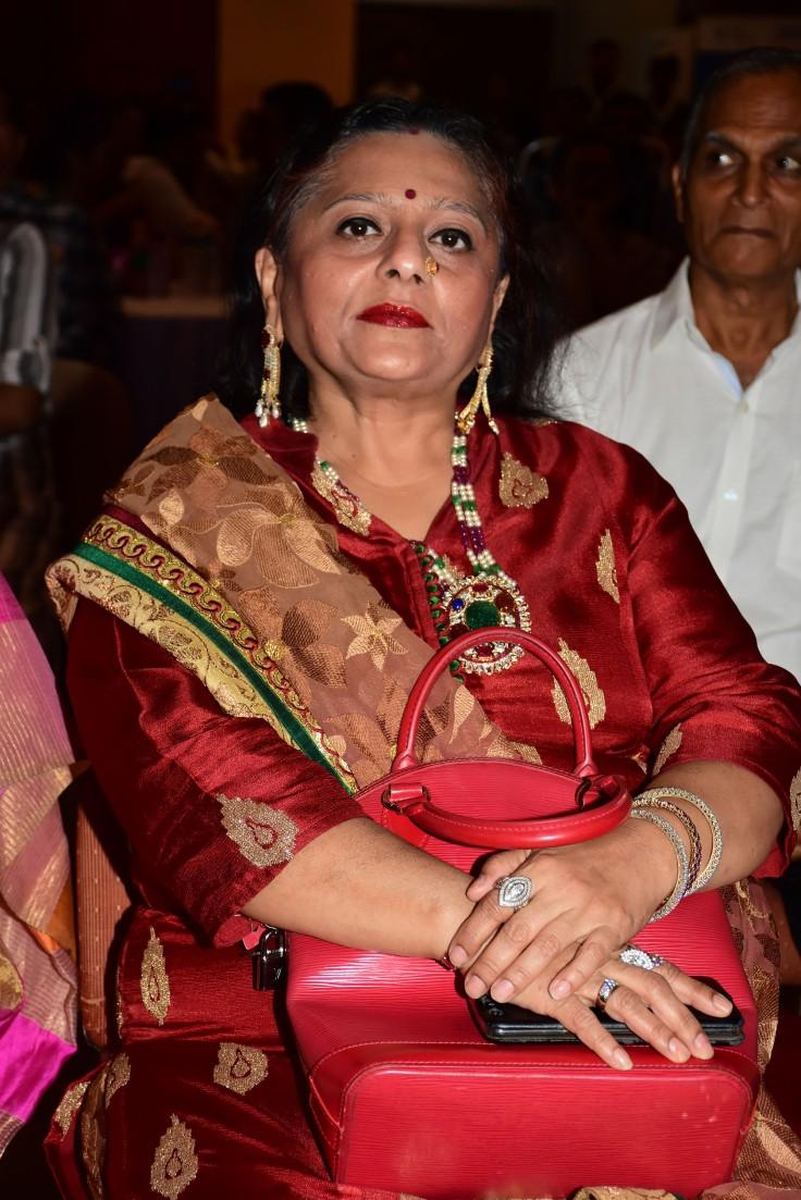 Manju Lodha at Ample Missiion's Shoorveer Awards & Bharat Prerna Awards 2019